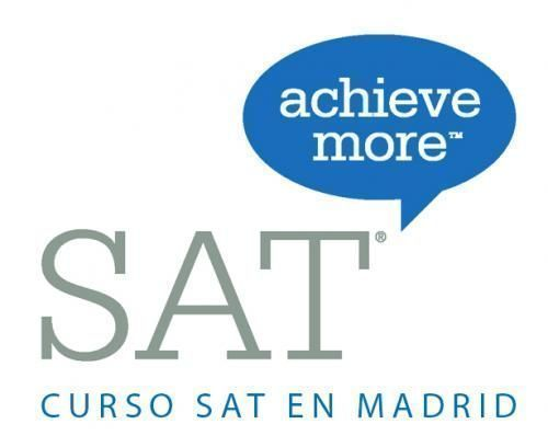 Curso de sat en madrid sat reasoning test exam madrid for Curso de escaparatismo madrid