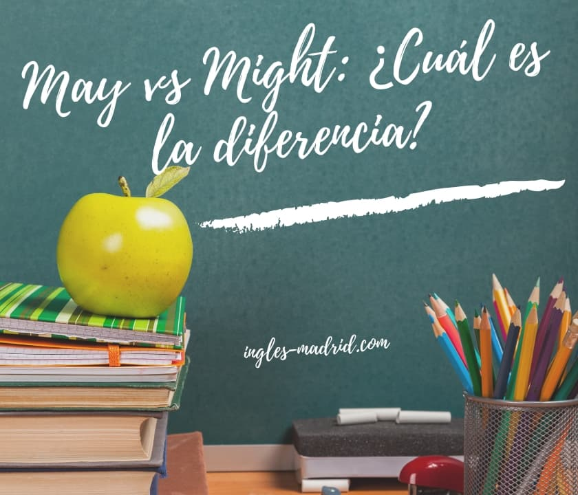 May vs Might ¿Cuál es la diferencia?