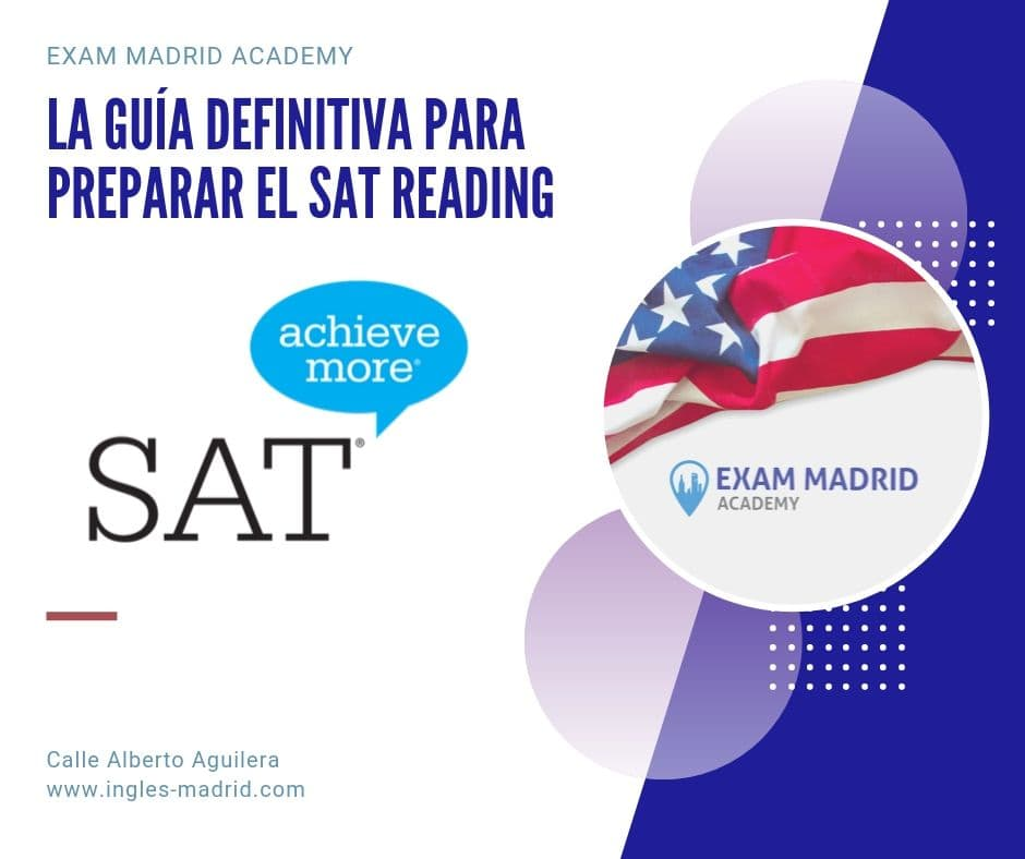 guia de preparacion SAT reading
